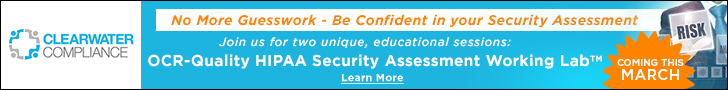 HIPAA Security Assessment Working Lab