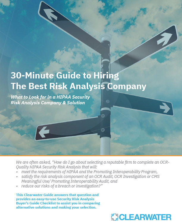30 minute guide to hiring the best risk analysis company