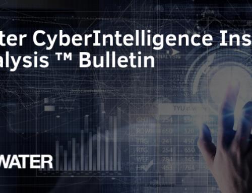 Clearwater CyberIntelligence Institute™ IRM   Analysis™ Bulletin #1
