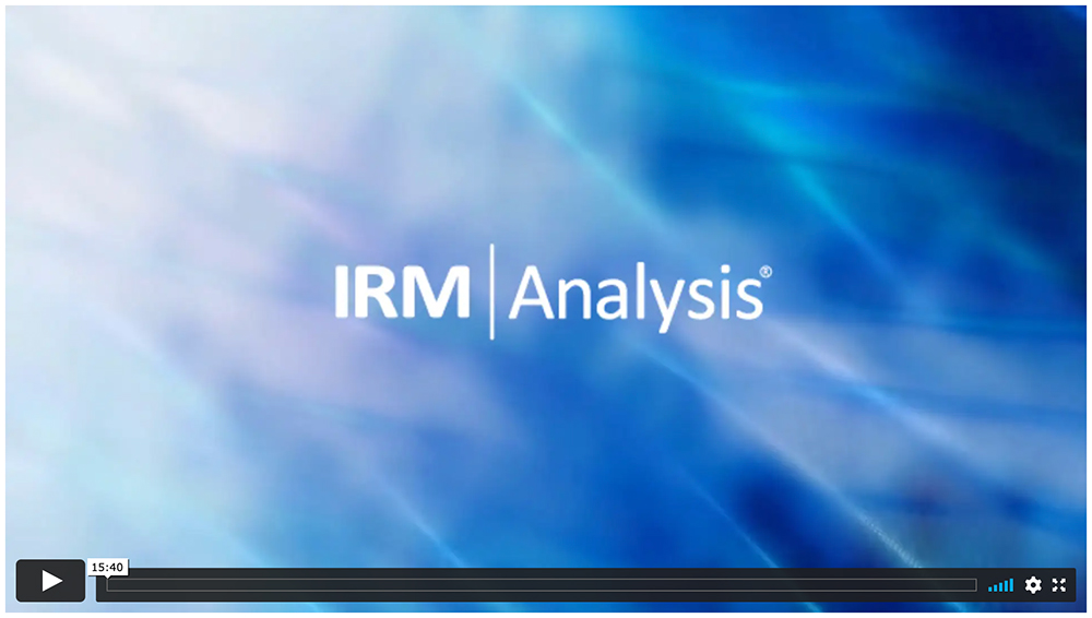 IRM|Analysis® Overview