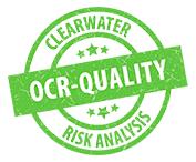 OCR-Quality Risk Analysis