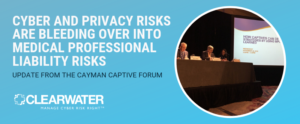 Cyber and Privacy Risks Are Bleeding Over into Medical Professional Liability Risks