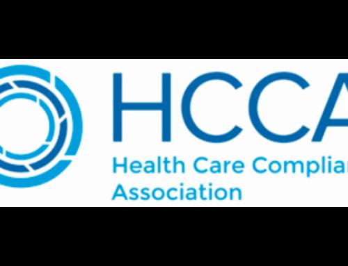 23rd Annual HCCA Compliance Institute | Boston, MA