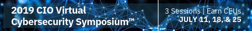 2019 CIO Symposium