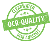 OCR-Quality Risk Analysis®
