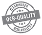 ocr-quality risk analysis
