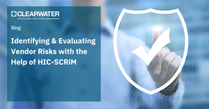 Identifying and Evaluating Vendor Risks with the Help of HIC-SCRiM