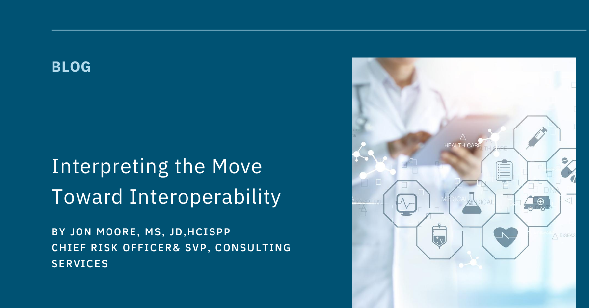 Interpreting the Move Toward Interoperability