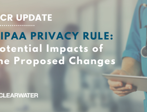 HIPAA Privacy Rule: Potential Impacts of Proposed Changes