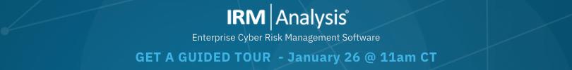 IRM|Analysis® Demo | January 26