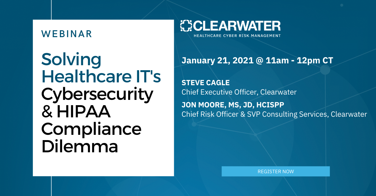 Solving Healthcare IT's Cybersecurity and HIPAA Compliance Dilemma