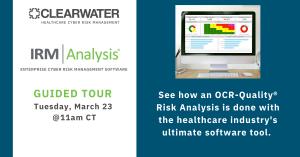IRM Analysis Demo - HIPAA Risk Analysis Software