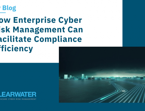 How Enterprise Cyber Risk Management Can Facilitate Compliance Efficiency