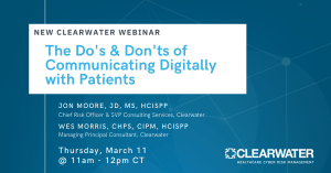 The Do's and Don'ts of Communicating Digitally with Patients