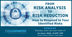 From Risk Analysis to Risk Reduction: A Step-by-Step Approach