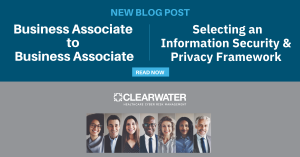 BA to BA_Selecting an Information Security and Privacy Framework