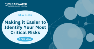Blog: Making it Easier to Identify Your Most Critical Risks