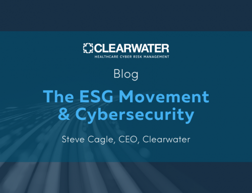 The ESG Movement & Cybersecurity