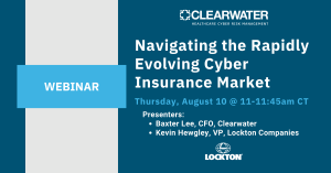 Navigating the Rapidly Evolving Cyber Insurance Market
